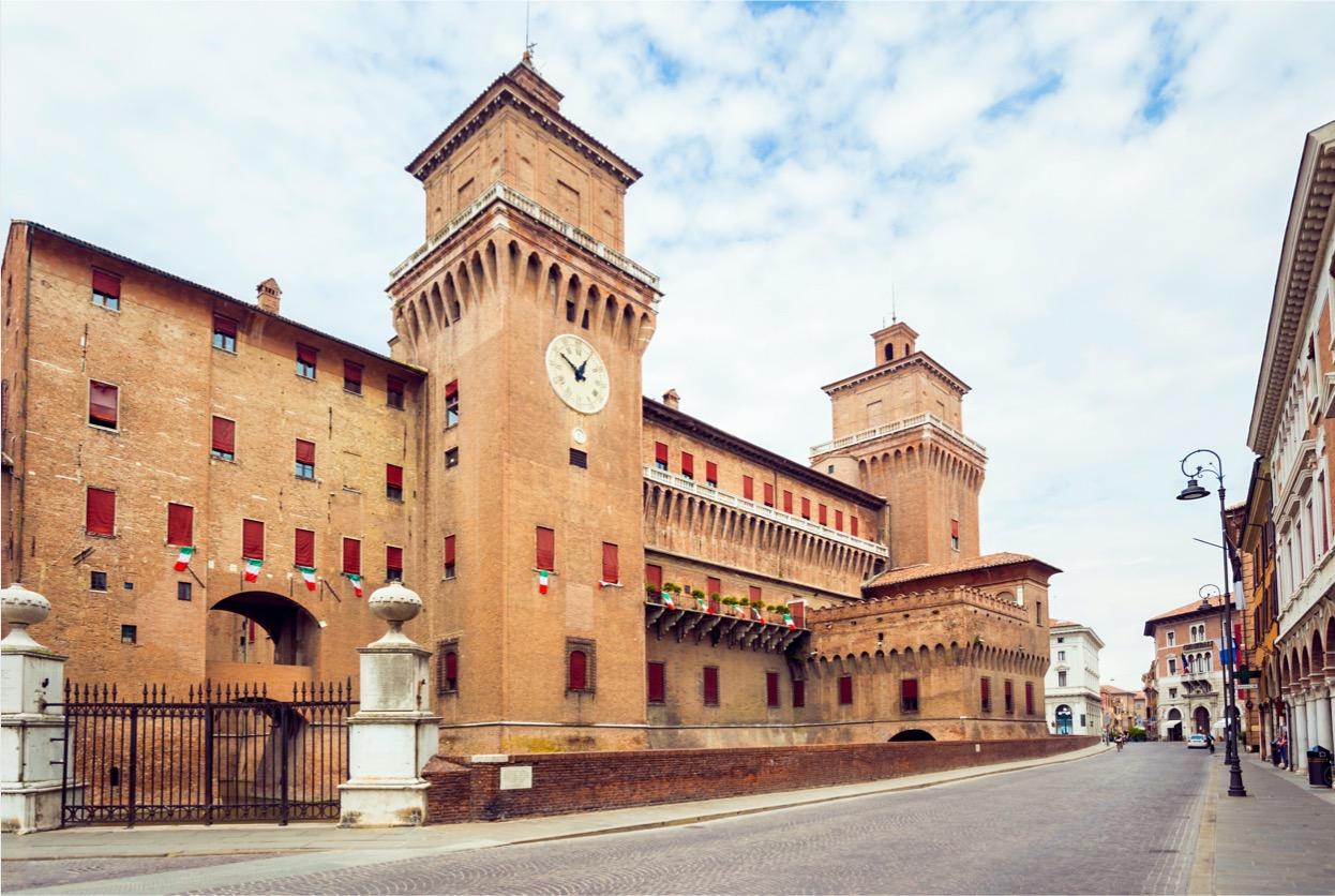 Partecipa a Ferrara Food Festival